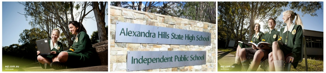 Alexandra Hills State High School